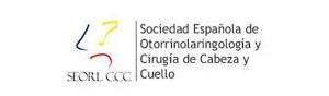 Sociedad Española de Otorrinolaringología y Cirugía de Cabeza y Cuello (SEORL-CCC)