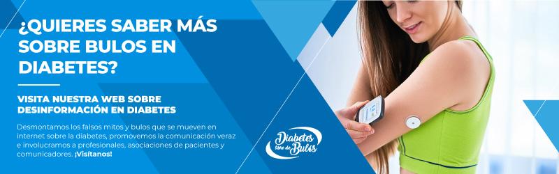 diabetes libre de bulos