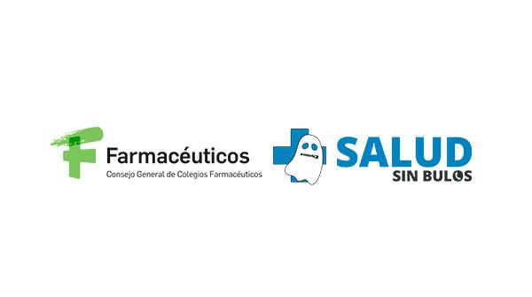 webinar consejo general de colegios farmacéuticos y Saludsinbulos